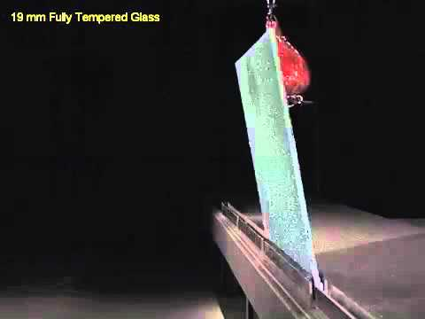 Dupont SGP laminated glass Physical performance
