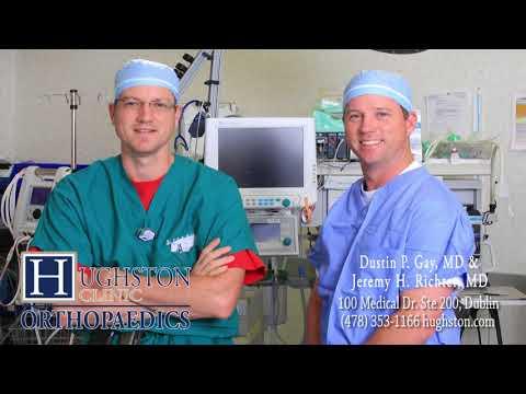 Hughston Clinic - Dr. Gay & Dr. Richter