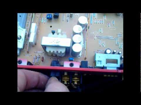 Como reparar un fusible doovi for Subida de tension electrica