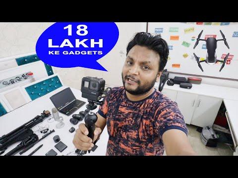 18 Lakh Ka Kharcha  !!! Youtube Gears Par