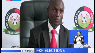 FKF election board assures aspirants that they will conduct free, fare and credible elections