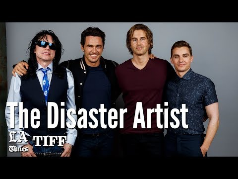 Tommy Wiseau On Why James Franco Was Perfect For 'The Disaster Artist'  Los Angeles Times