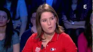 Coline Mattel, médaillée olympique / saut à ski Sotchi - On n