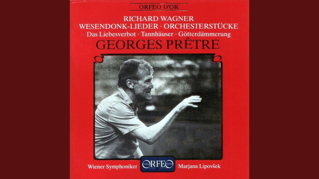 Wesendonk-Lieder, WWV91, No. 3 - Im Treibhaus (In the Hothouse)