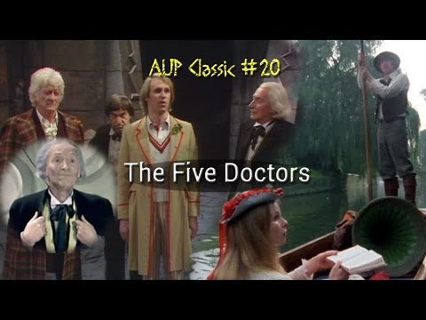 An Unearthly Podcast Classic: The Five Doctors