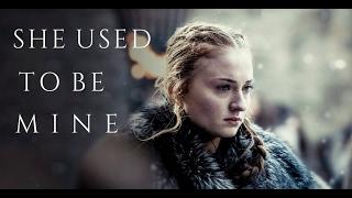 Sansa Stark - She used to be mine