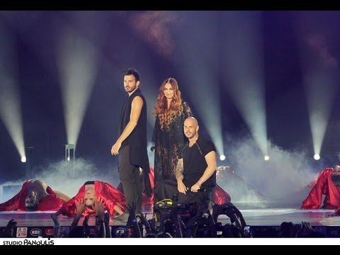 Νικηφόρος & REC feat. Καίτη Γαρμπή - Ιεροσυλία (MAD VMA 2013 by Vodafone)