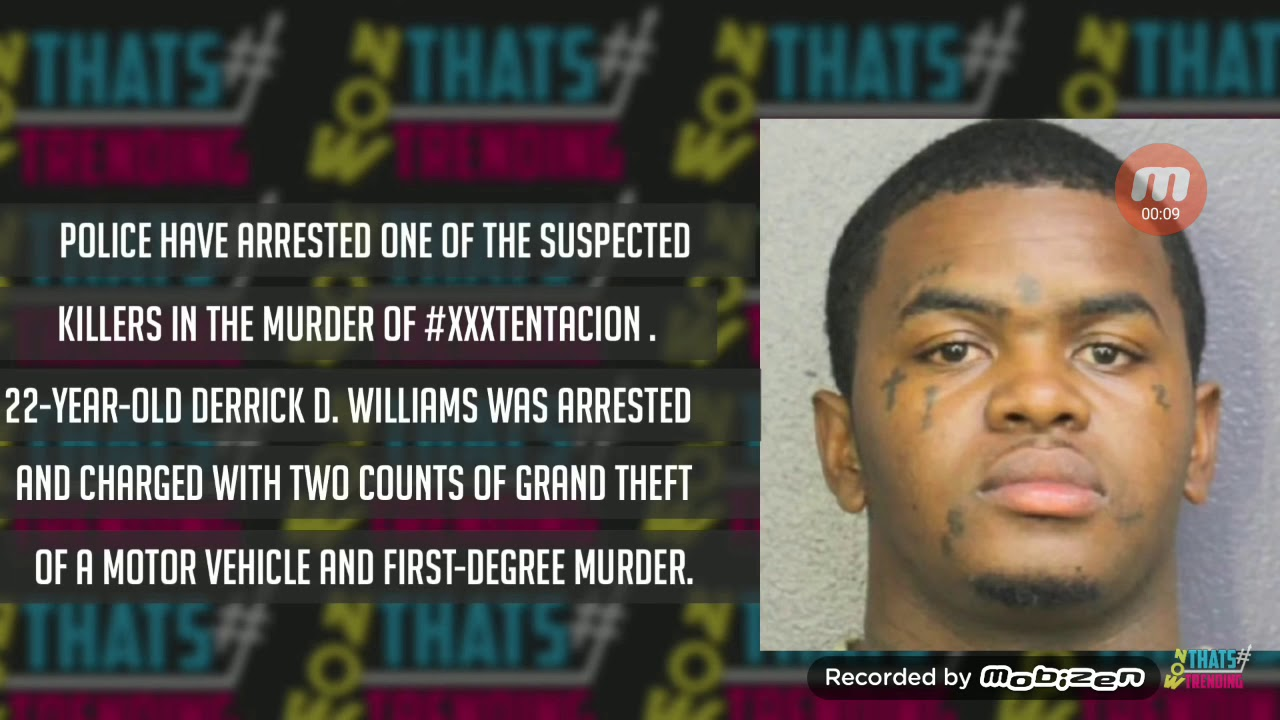 Info About The Person Who Killed Xxxtention