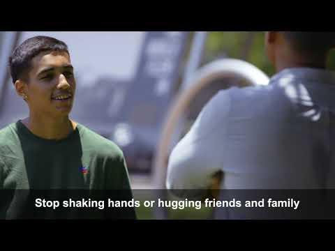 YOLNGU MATHA - A NLC Short Film In The Yolngu Matha Language Bout COVID-19 /Coronavirus