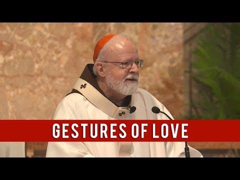 Cardinal Seán: Gestures of Love | Chrism Mass 2018