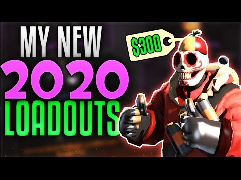 [TF2] My BEST Loadouts Yet?! - My 2020 Loadouts