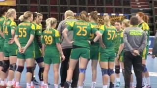 EHF Cup Viertelfinale / Highlights vom 05.03.2017