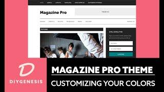 Magazine Pro Theme StudioPress…