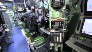 Navy Officers - USS Makin Island