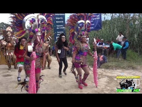 Union San Pedrana Feria de Santa Isabel Momostenango 18  de noviembre  primera parte