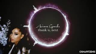 Ariana Grande - thank u, next (Hidden Vocals, Harmonies, Isolated Vocals)