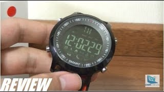 REVIEW: AOWO X6 - Premium Sports Smartwatch