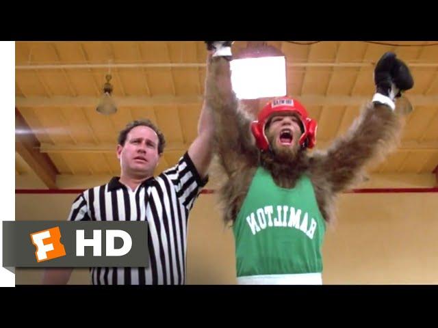 Teen Wolf Too (1987) - The Werewolf Wins Scene (6/12)   Movieclips