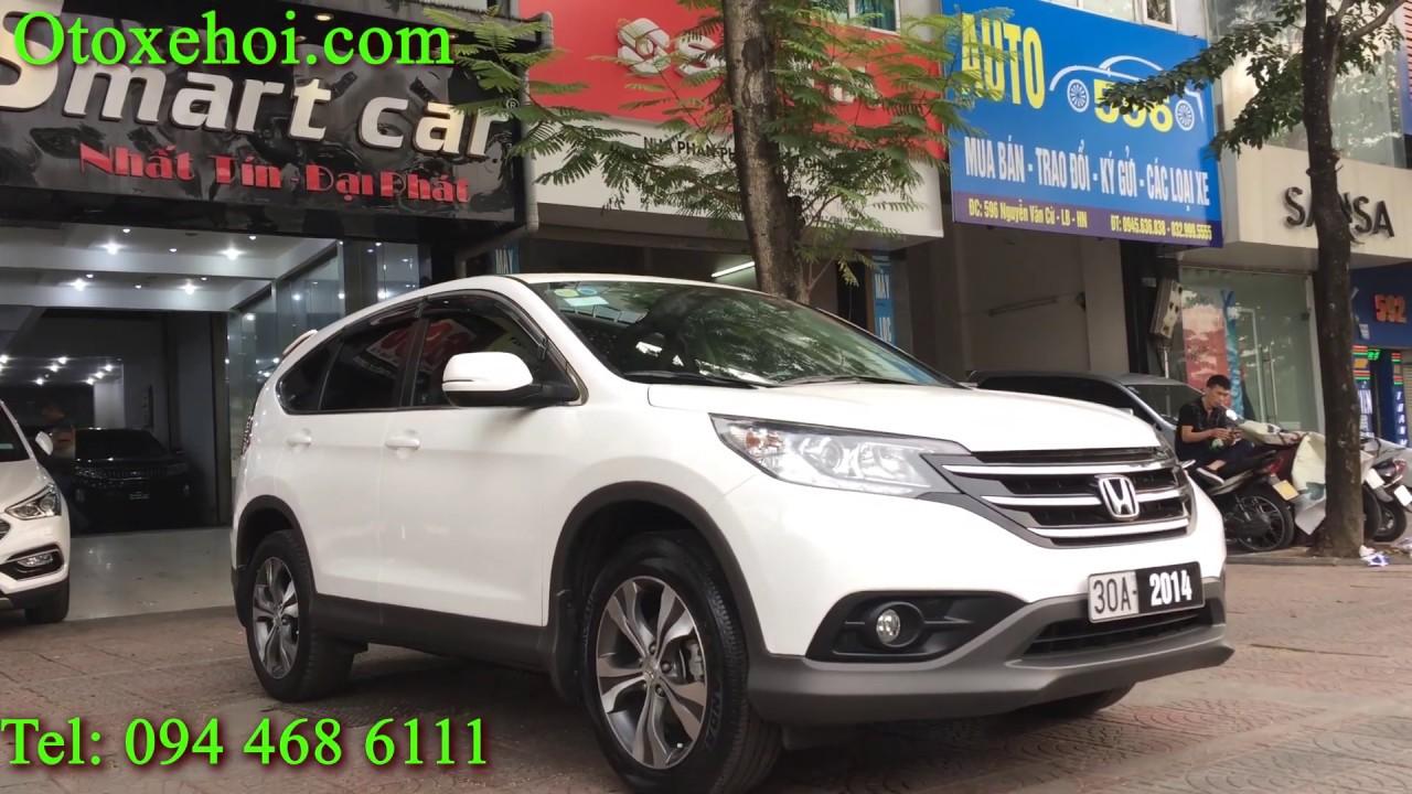 Honda CR V 2.4l 2014 | Xe cũ Giá bán tốt