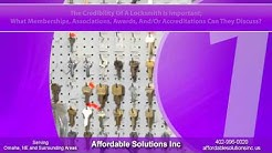 Affordable Solutions Inc - Affordable Locksmith Service in Omaha,NE