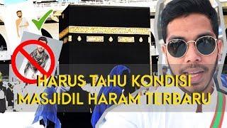 Kondisi Masjidil Haram Terbaru (awal 2018), Tawaf ga boleh sembarangan!