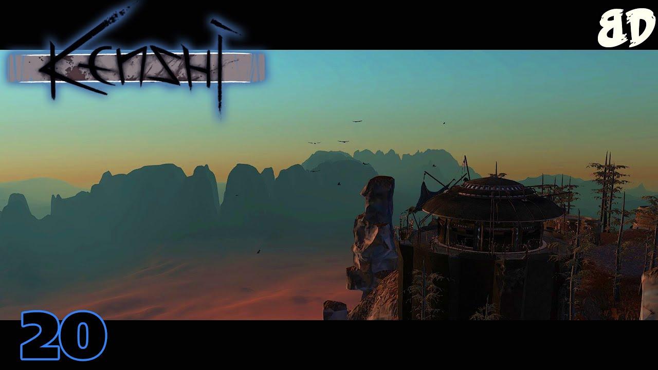 Kenshi Ep 20: World's End and the Flotsam Ninjas