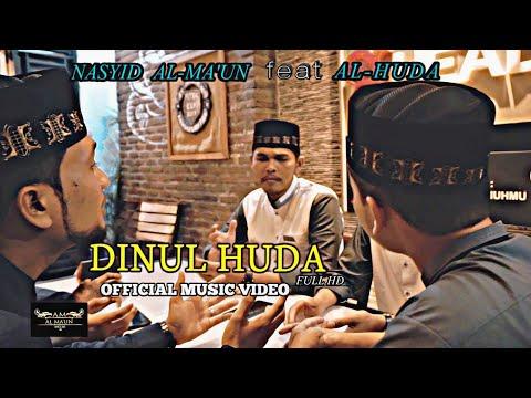 NASYID AL MA'UN Feat AL HUDA Terbaru|DINUL HUDA|FULL HD[Official Music Video]