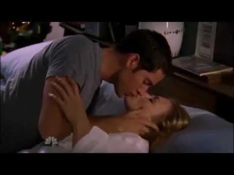 Chuck And Sarah Kiss Season 4