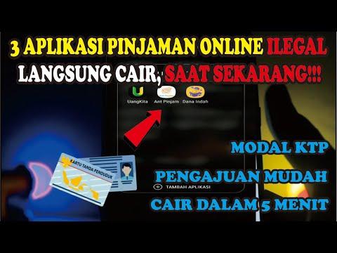 3 Aplikasi Pinjaman Online Langsung Cair Ilegal Masih Bisa Acc