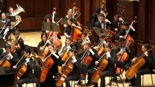 Huapango, Jose Pablo Moncayo, Detroit Symphony Civic Youth Orchestra, 11/7/2014