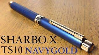 ZEBRA SHARBO X TS10 / ゼブラ シャーボX TS10 開封 【限定色じゃなくて新色です…】