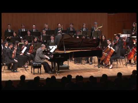 Yellow River Piano Concerto by 李家祥 k.c.Paul Li