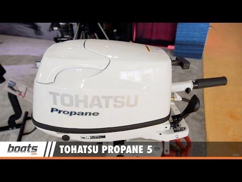 The Outboard Expert: Tohatsu Propane Outboard Engine - boats com