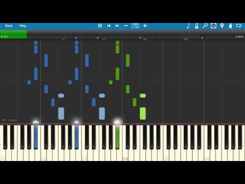 Heathers: Candy Store Piano Tutorial