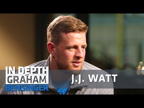 J.J. Watt: Whomever I date, people will rip her to shreds
