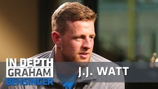 J.J. Watt: Whomever I date, people will rip her to shreds