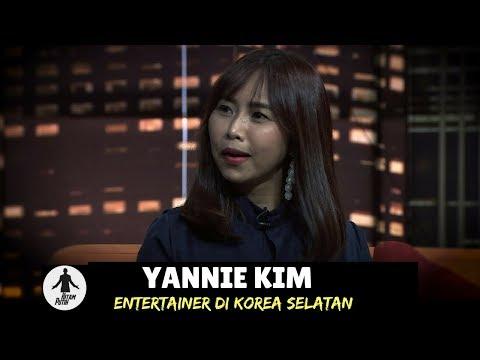 YANNIE KIM, ENTERTAINER DI KOREA | HITAM PUTIH (15/01/18) 1-4
