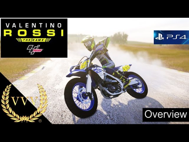Valentino Rossi The Game Overview