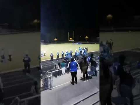 Norview High School Marching Band vs Granby High School Marching Band Drumline Battle