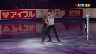 2016 isu 花式滑冰大獎賽 加拿大站 10 31 表演賽