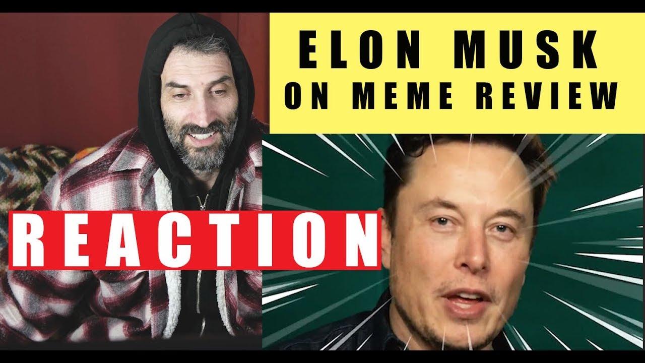 Elon Musk hosts meme review - YouTube