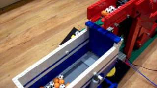 lego great ball contraption with mobile gbc part 1