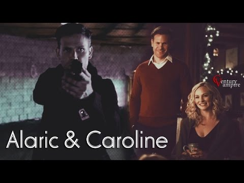 Кэролайн & Аларик | Caroline & Alaric | Calaric - Только не вспоминай