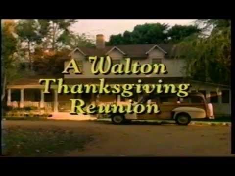 A Walton Thanksgiving Reunion