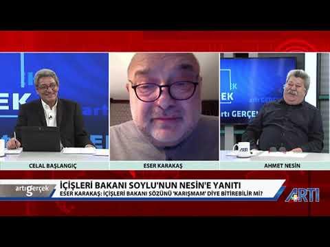 Artı Gerçek-1-Celal Başlangıç Konuk-Ahmet Nesin-Eser Karakaş-İnci Hekimoğlu 28 Aralık 2018