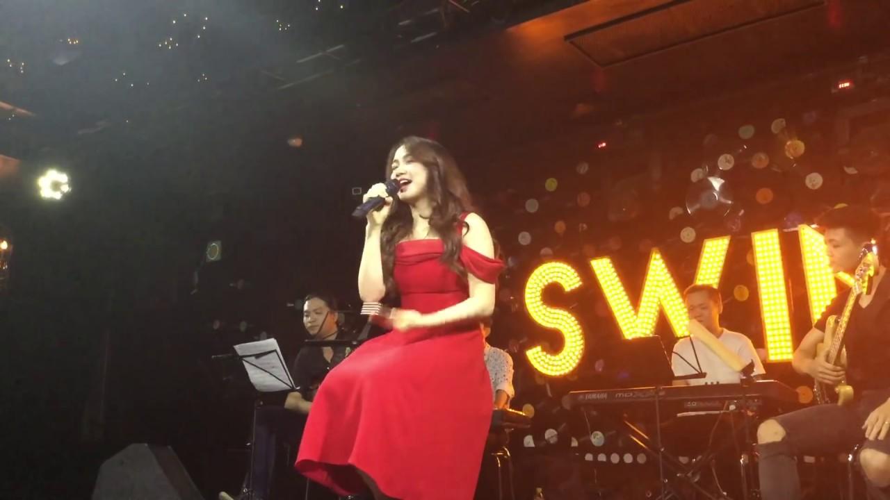 Ăn gì đây (bản phối mới) - Hoà Minzy - Swing 24/3/2017
