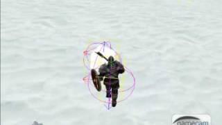 PhysX + Lidgren + Truevision3D Test 02