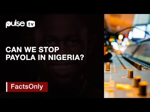 Can We Stop Payola In Nigeria?   Facts Only   Pulse TV