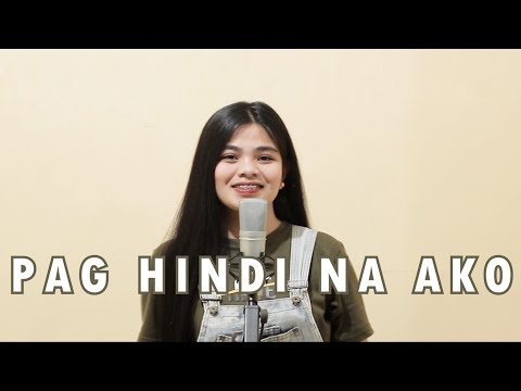 Pag Hindi Na Ako - ICA (Lyrics Video)