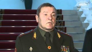 Жадобин о военном сотрудничестве Беларуси и Украины